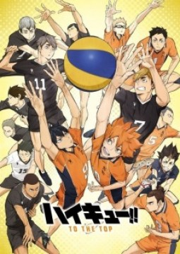 Haikyuu!!: To the Top 2nd Season Episode 01-12 BD Subtitle Indonesia Batch