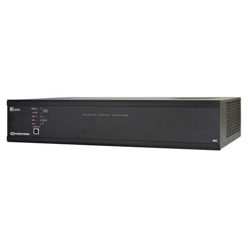 crestron control systems processors