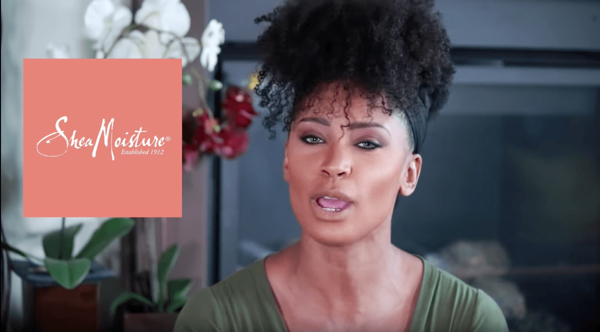 Shea Moisture Pulls Ad Featuring White Women After