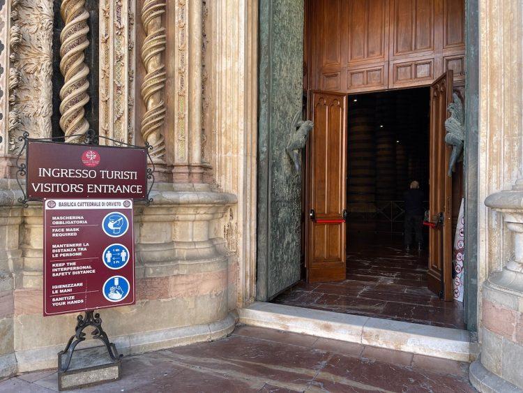 Dal 1 Maggio riaprono le visite al Duomo di Orvieto, dal 15 Maggio ai Musei MODO e Greco