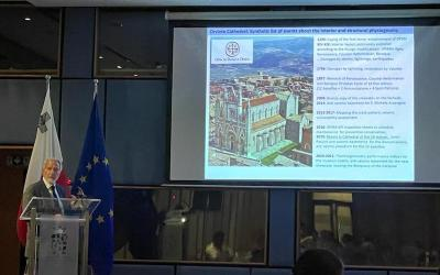 L'Opera del Duomo di Orvieto a Malta per la Conferenza Europea delle Cattedrali