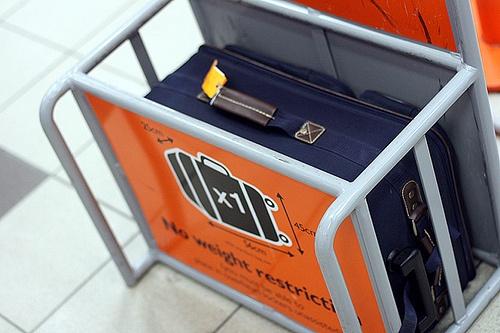 bagaglio easyjet