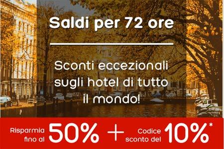 hotels saldi