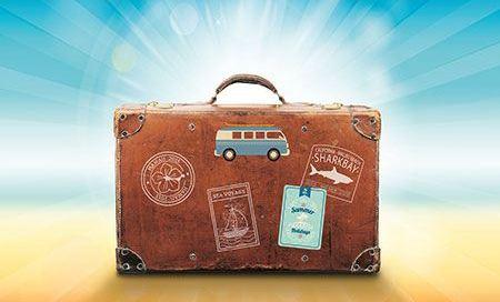 viaggio valigia bagaglio