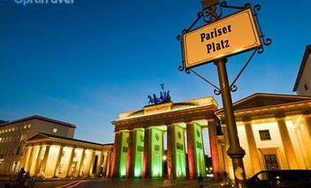berlino festival luci