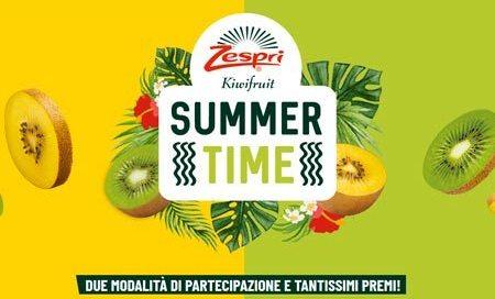 concorso zespri summer