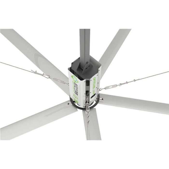 China Industrial Ceiling Fans for Garage Manufacturers and