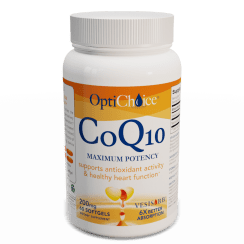 Opti-Choice CoQ10 Maximum Potency with VesiSorb