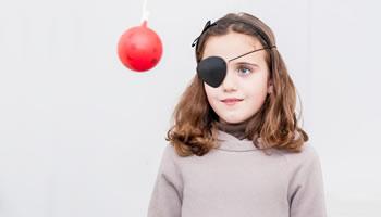 Terapia visual en niños y adultos