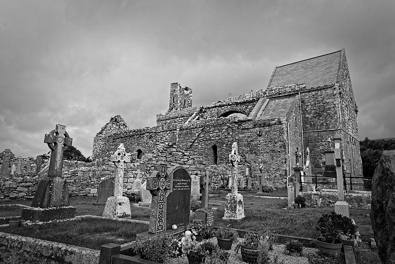 Irland cimetery