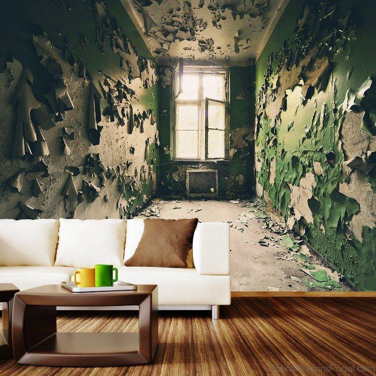 Animal Bedroom Wallpaper 55 Wonderful Mural Illusions