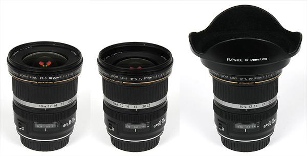 3 5 4 Ultra Canon 5 Lens S 10 F Ef Zoom 22mm Wide Usm