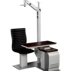 Chair And Stand Optometry Ergonomic Ikea Master B Refraction | Combi Units / Tables Optical Equipment Ophthalmic Instruments ...