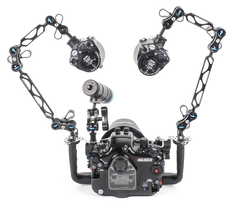 Nauticam Canon EOS R Ultimate Underwater System