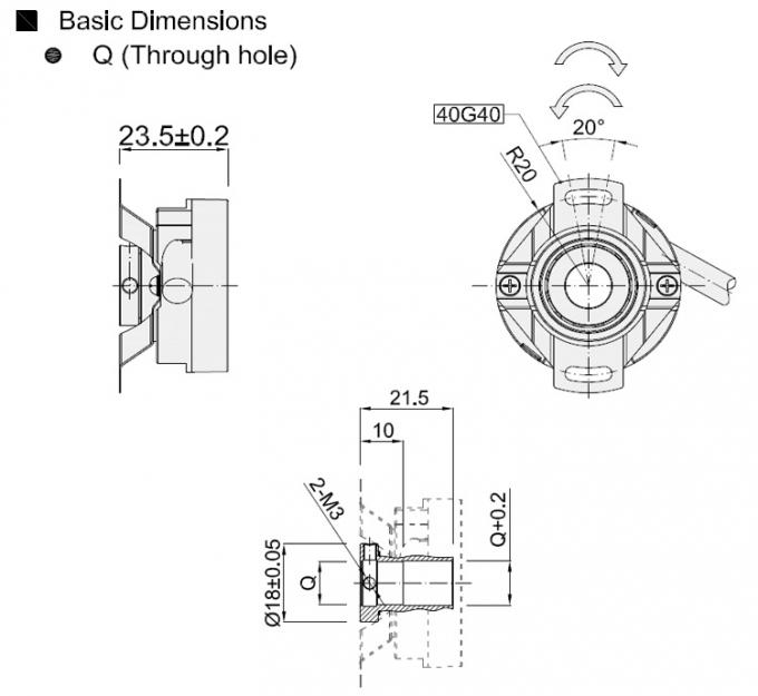 Motor Wiring Diagram U V W