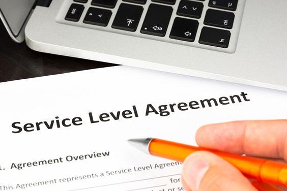 Defining SLAs in Wireless Network Technology Services
