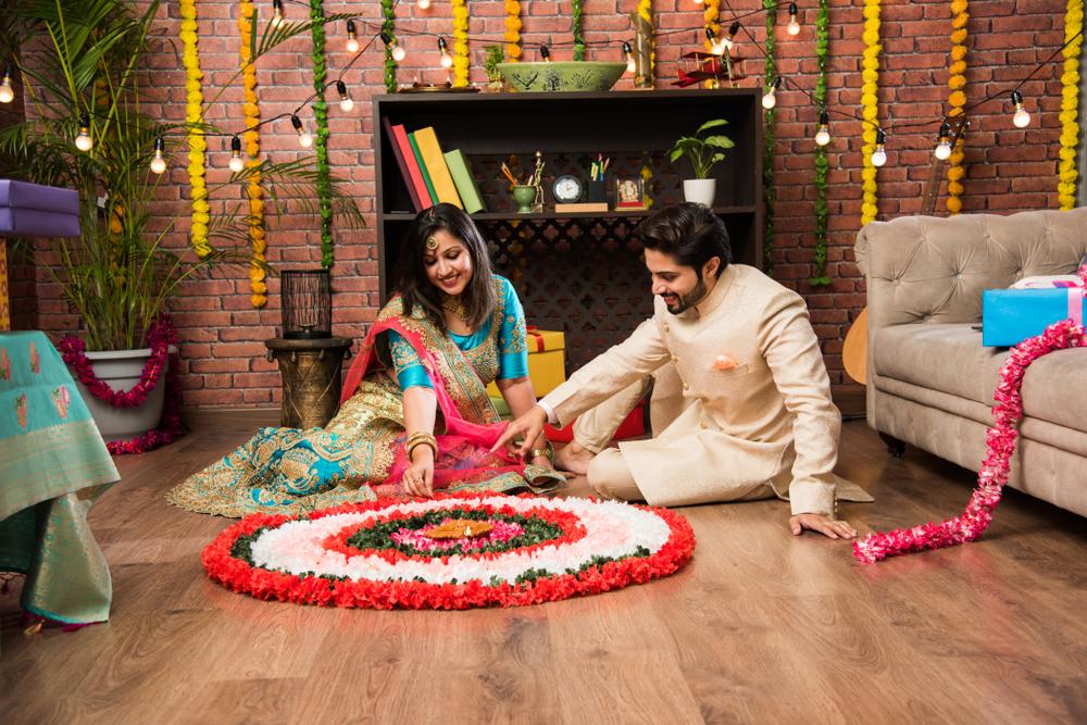 The best rangoli designs to welcome Goddess Lakshmi