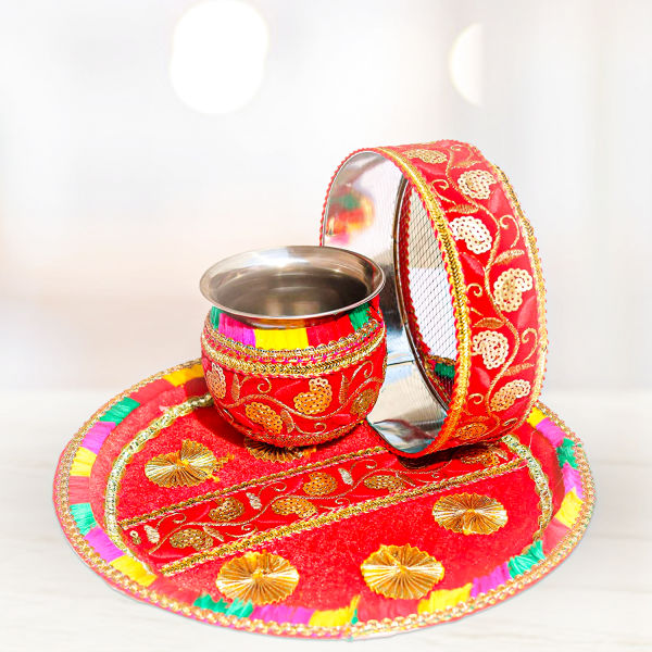 Ideas For Karwa Chauth Gifts For Your Beloved Wife