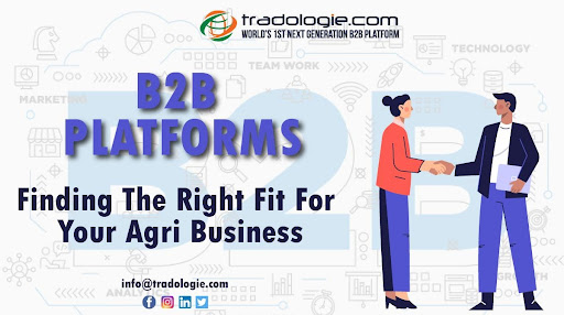 B2B Platforms: Finding the right fit for your Agri-Business