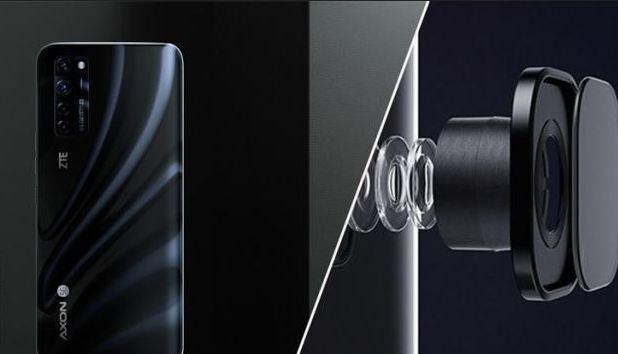 ZTE AXON 30 PRO Will Include 200-Megapixel Samsung Sensor