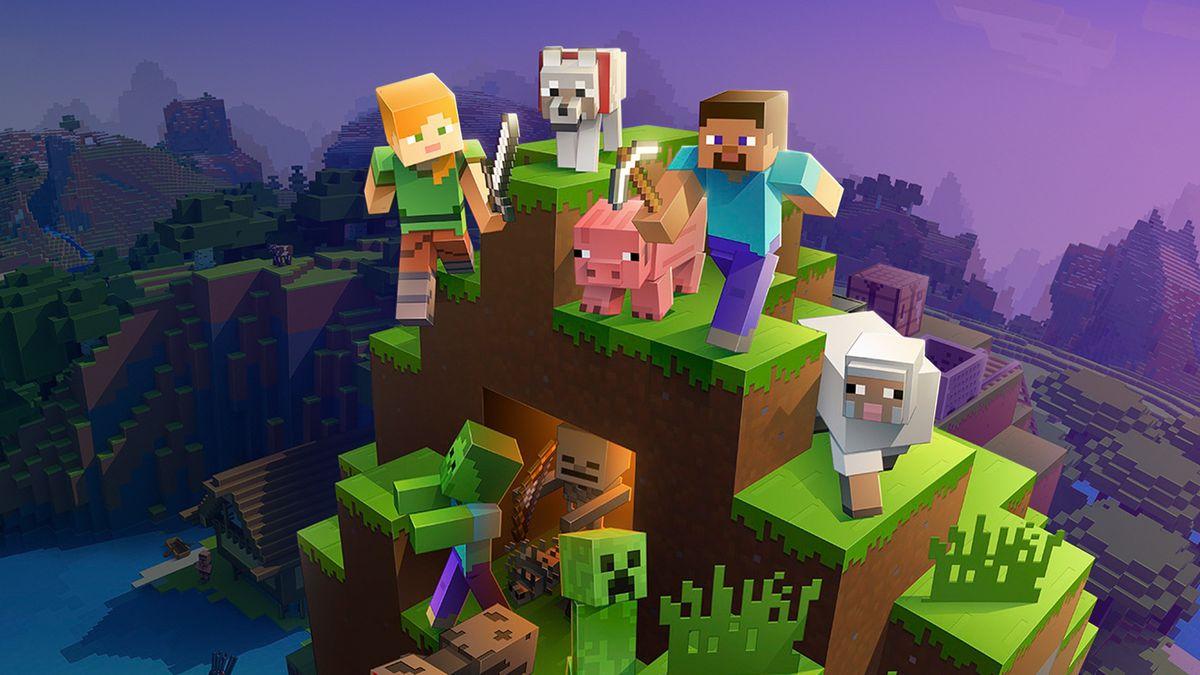 Source: Minecraft