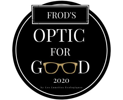 Logo Optic for good FROD'S