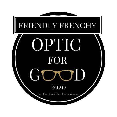 Logo Optic for good Friendly Frenchy 2020