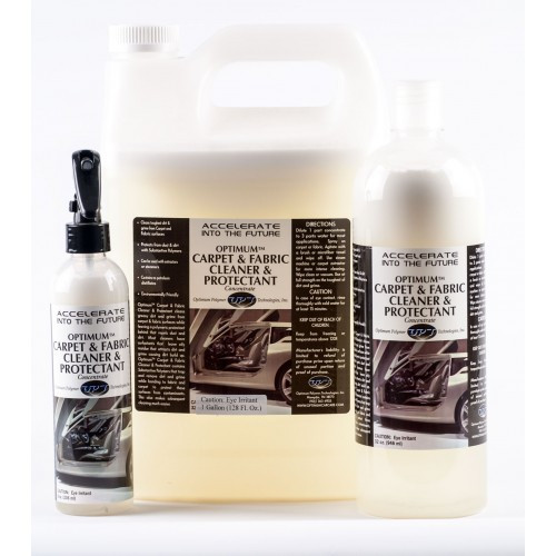 Optimum Carpet & Fabric Cleaner & Protectant