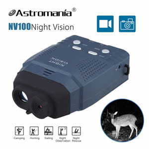 Astromania Portable Digital Night Vision Monocular