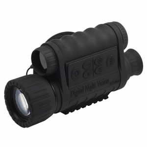 Bestguarder 6x50mm HD Digital Night Vision Monocular with Camcorder