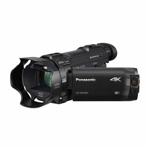 PANASONIC HC-WXF991K 4K Cinema-Like Camcorder Review