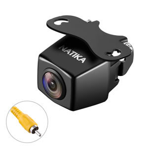 Upgrade Version NATIKA 720P Backup or Front View Camera