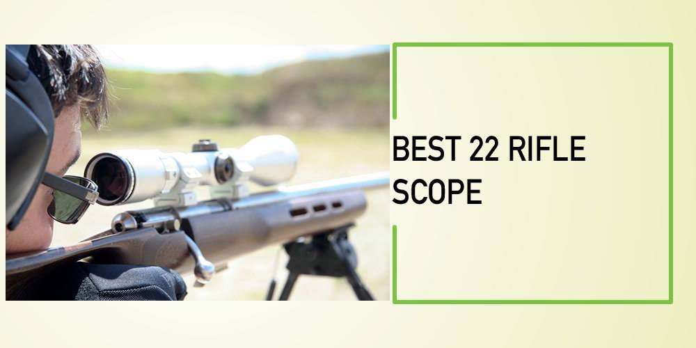 Best 22 Rifle Scope