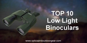 Top 10 Low Light Binoculars (2018)