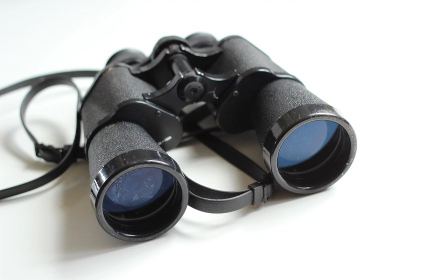 Image result for using binoculars
