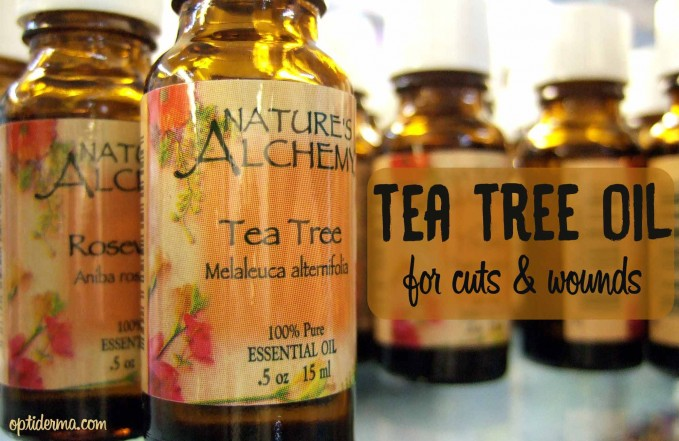 Tea Tree Oil for Wounds & Cuts: a Safe Remedy that Will ...