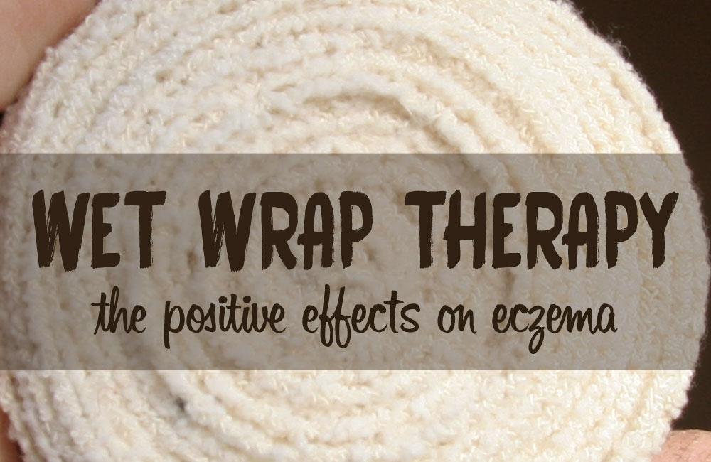 Eczema Wet Wrap Therapy