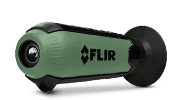 Termalna kamera Flir Scout TK navodilo za uporabo