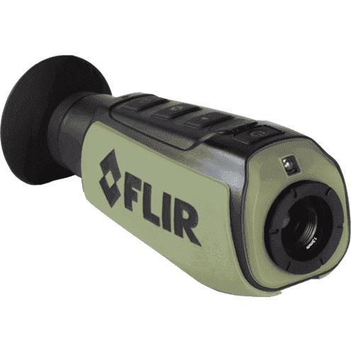 Termalna kamera Flir Scout II navodilo za uporabo