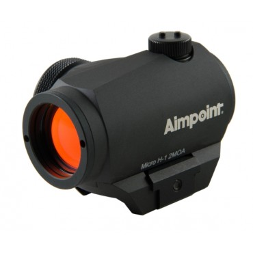 Aimpoint rdeče pike Micro H-1 navodila za uporabo