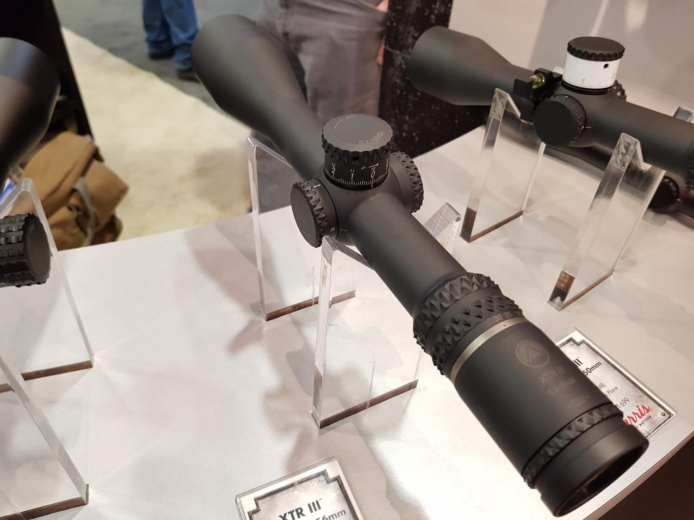 Burris XTR III 5.5-30x56