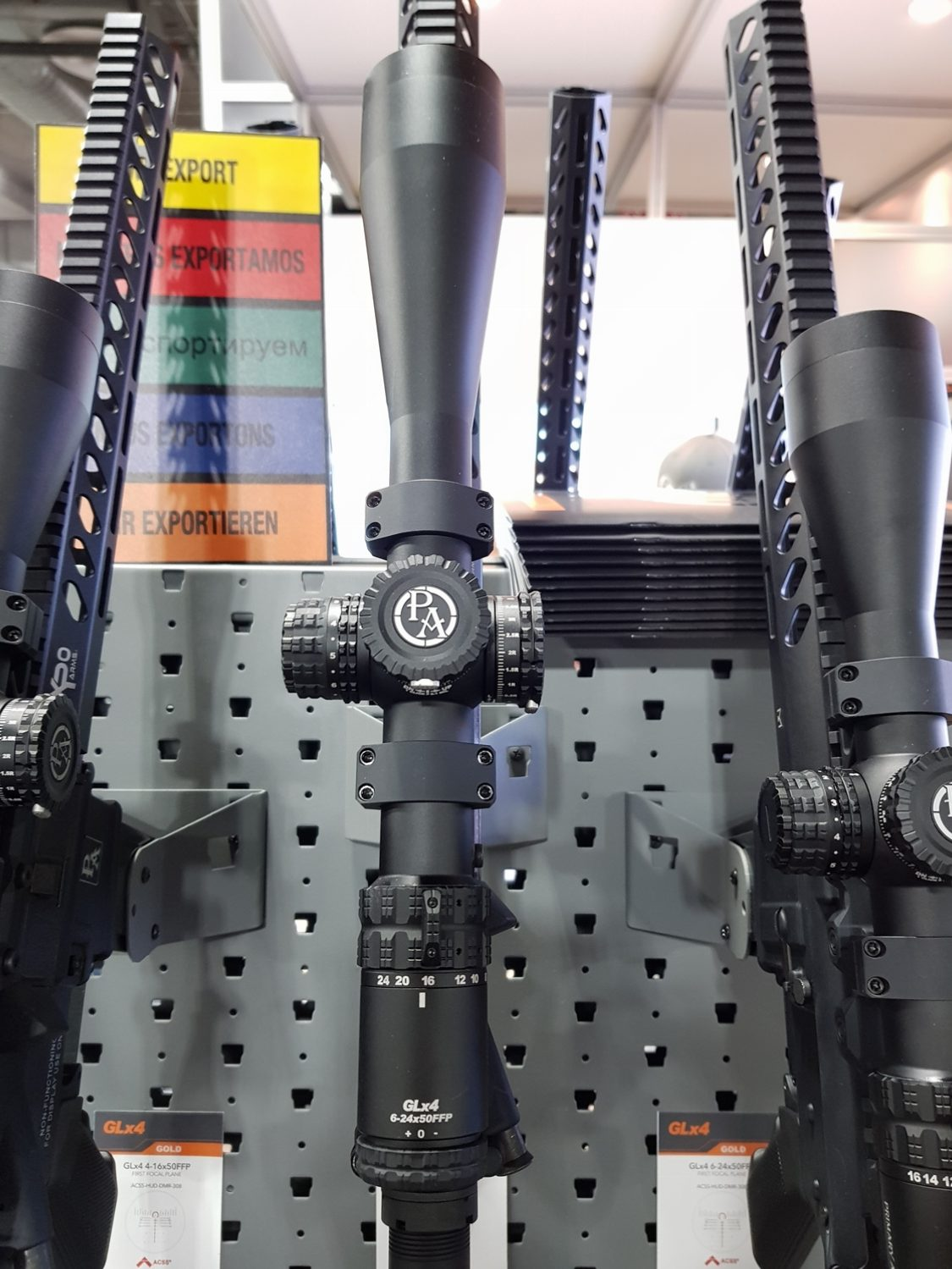 Primary Arms GLx 6-24x50 FFP
