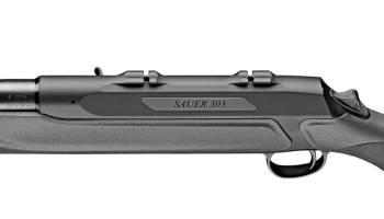 Montažna površina na novih modelih pušk Sauer 303 (SUM)