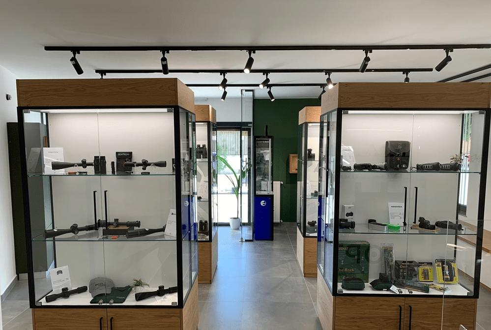 Trgovina Optics Trade na Pirnikovi 5 v Slovenski Bistrici