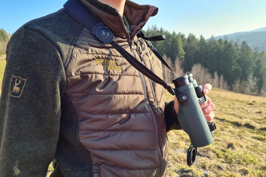 Swarovski EL-Range s funkcijo Tracking Assistant (TA)
