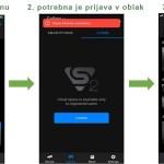 Pulsar Stream Vision 2 Beta - Sinhronizacija datotek iz telefona v oblak Pulsar (vir slike: Pulsar)
