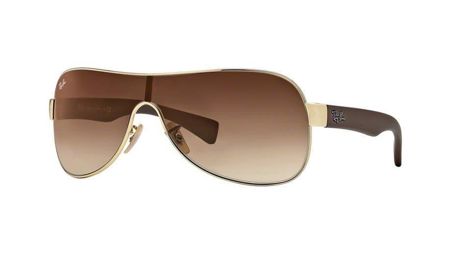 ray ban sonnenbrille metallic rb3471