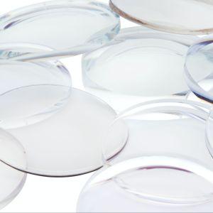Glasses lenses