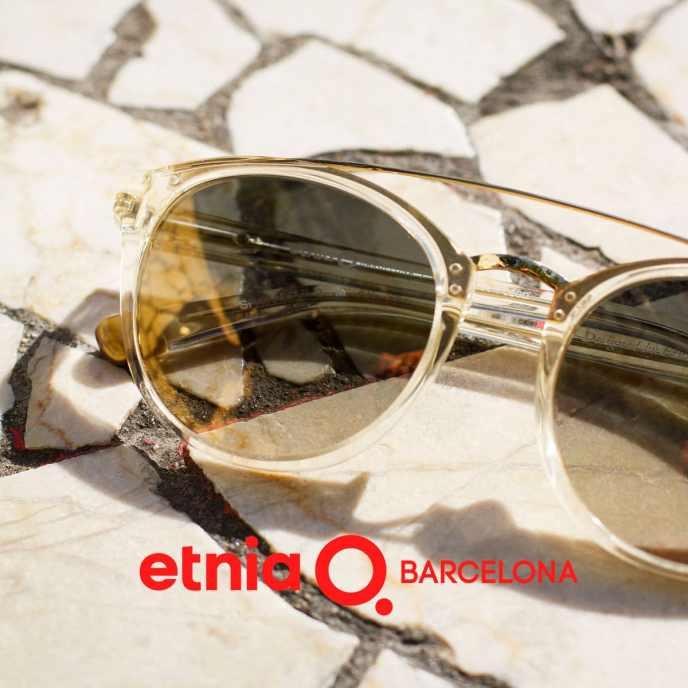 Foto einer Sonnenbrille von etnia Barcelona