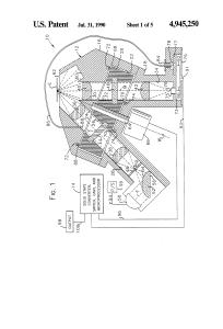 US 4945250 A – Optical read head for immunoassay instrument